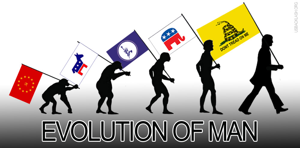 Evolution of American Political Parties