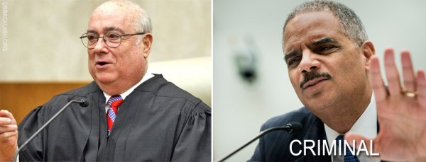 DOJ, Holder Shopped For Equally Corrupt Judges to Usurp Fox News Records - Rejected Tby Two Judges - Scores on Third