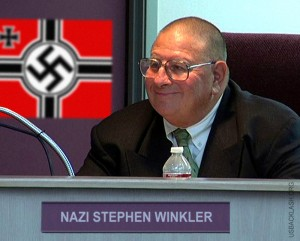 "Democrat Member of Saugus California School Board Accused of Being a ""Nazi""  - Denies Nazi Connection"