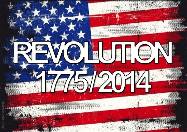 REVOLUTION-1775-2014 - NEW AMERICAN GOVERNMENT NEEDED TOP TO BOTTOM