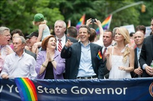 Brainless Libtard Andrew Cuomo Says Conservatives Not Welcome in NY - GOP Revolts