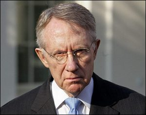 FEC Catches Corrupt Jackass Democrat Harry Reid Misappropriating $17,000 Campaign Funds as Gifts For Granddaughters