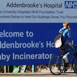 UK Hospitals Burn Remains of Murdered (Aborted) Babies to Heat Hospital Buildings