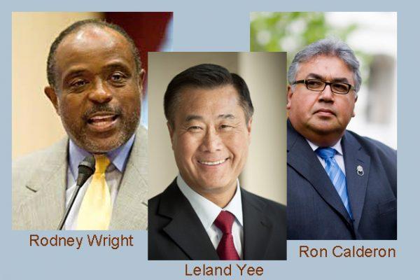 Convicted Criminal Democrat CA State Senators Rod Wright & Ron Calderon Will Continue To Be Paid