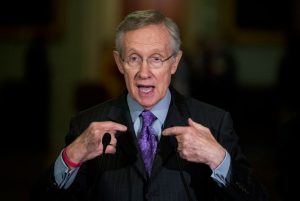 Ultra Corrupt & Untrustworthy Harry Reid Using Taxpayer Money To Attack Koch Brothers