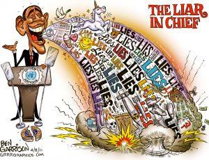 Obama Lies!