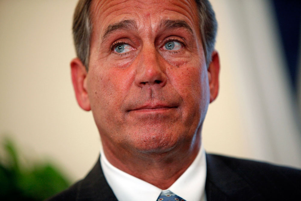 "Boehner ""Seriously Considering"" Appointing Select Committee to Investigate Benghazi Terror Attack & Coverup"