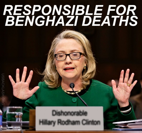 Clinton Allies Secretly Scrub Benghazi Terror Attack Documents to Remove Damning Clinton Information & Aid Benghazi Coverup