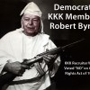 Democrat Party That Started the KKK & Has KKK Members Laughably Attacks Donald Trump For Being Racist