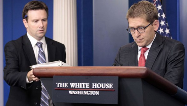 Obama's Personal Liar Jay Carney Stepping Down Amid Multiple Administration Scandal Investigations
