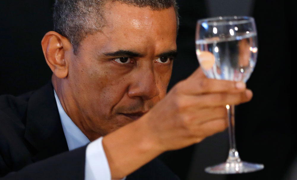 White House Refuses to Say Whether Obama Took Promised Pay Cut – Chances Very Unlikely