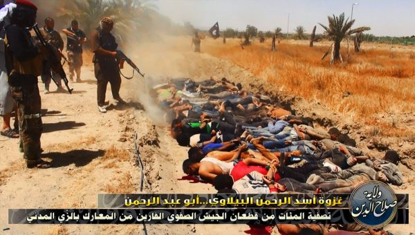 Obama Administration Knew of Danger From ISIS Islamic Terrorist Group in 2012 But Did Nothing