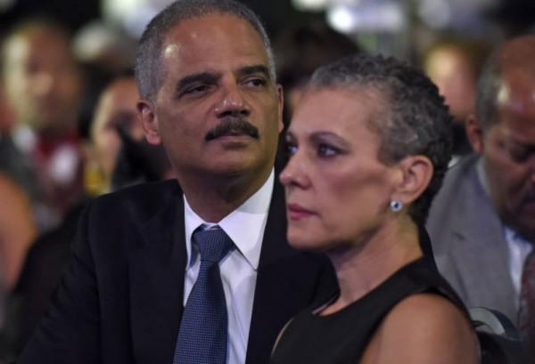 Criminal Obama Asserts False Executive Privilege Again - This Time Over Emails Between Mega Criminal Eric Holder & Wife