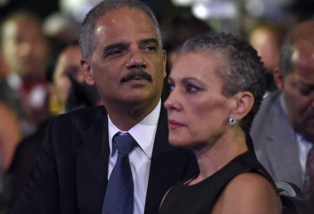 Criminal Obama Asserts False Executive Privilege Again – This Time Over Emails Between Mega Criminal Eric Holder & Wife