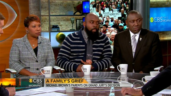 Michael Brown's Delusional Parents Think Son Was Angel - Should Be At Least Ashamed If Not In Prison