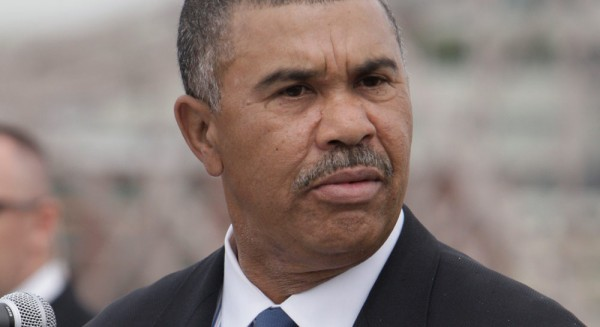 Race Baiting Loser Democrat Congressman Lacy Clay Caused Violence With Cynical Response to Grand Jury Verdict