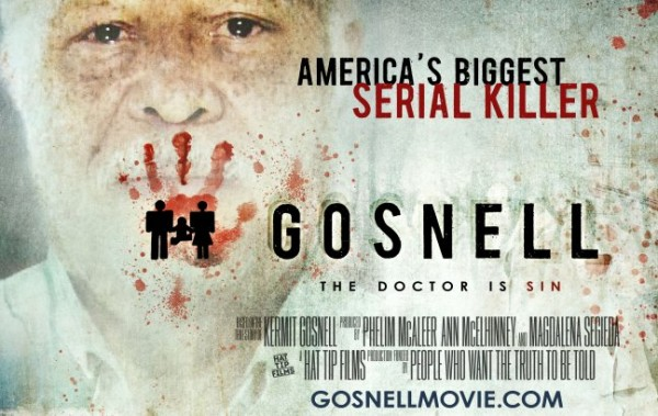 Gosnell killed more people than Gary Ridgeway, John Wayne Gacey, The Zodiac Killer and Ted Bundy combined., in a 30 year killing spree, killing thousands of babies