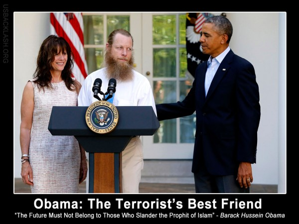 Army: Bergdahl Is A Criminal Deserter - White House Tries Sweeping Bergdahl & The Obama Administration's Support of Terrorists Under Rug