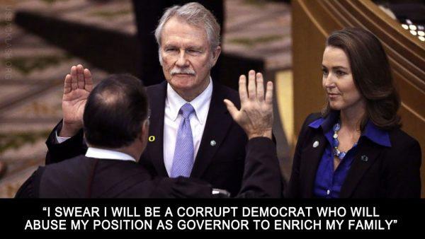 New Democrat Green Energy Scandal Sinks Corrupt Democrat Oregon Governor John Kitzhaber & Wife