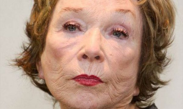 Disgusting Senile Liberal Skank Shirley MacLaine Holds Horrid Beliefs About Jewish Holocaust Victims