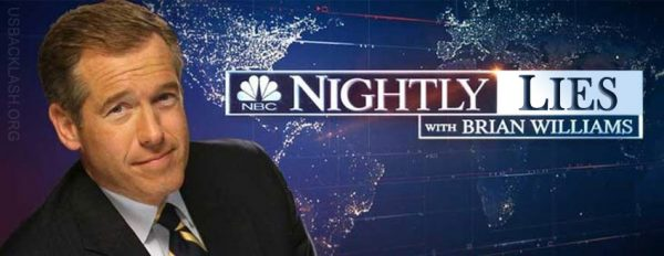NBC News Compulsive Liar Brian Williams May Have Also Lied About Embedding With SEAL Team 6