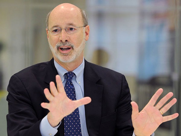 New Pennsylvania Governor Tom Wolf Looks like Child Molester - Was a Planned Parenthood Escort - Making Sure Babies Were Murdered