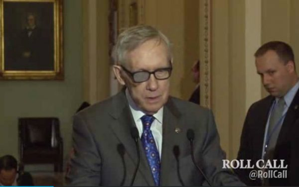 Ultra Corrupt Harry Reid Has Illegally Steered $ Billions To Donors' & Aides' Groups