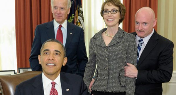 Gabby Giffords' Attacker Passed Background Checks Her Astronaut Husband Couldn't