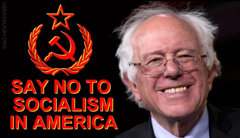 "Socialist Democrat Bernie Sanders Vows to Raise Taxes ""A Damn Lot Higher"" If Elected"