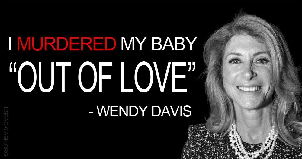 Wendy Davis Daughter