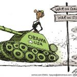 terrorist-supporter-obama-wages-war-on-america-coal-helps-isis-terrorists