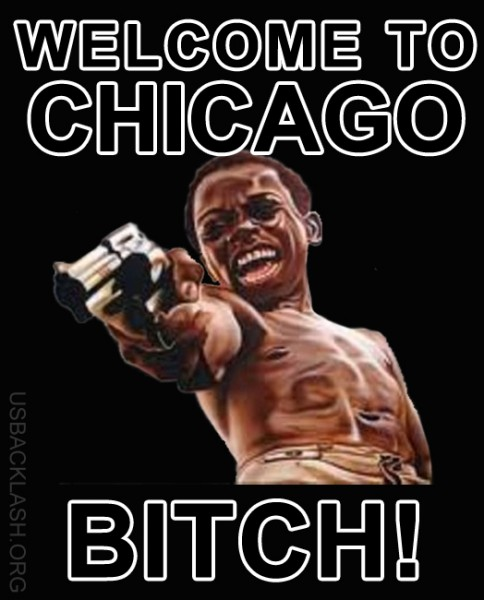 Murder Central Chicago - 16 People Shot Including 5 Dead -  In Only 11 Hours Over Weekend