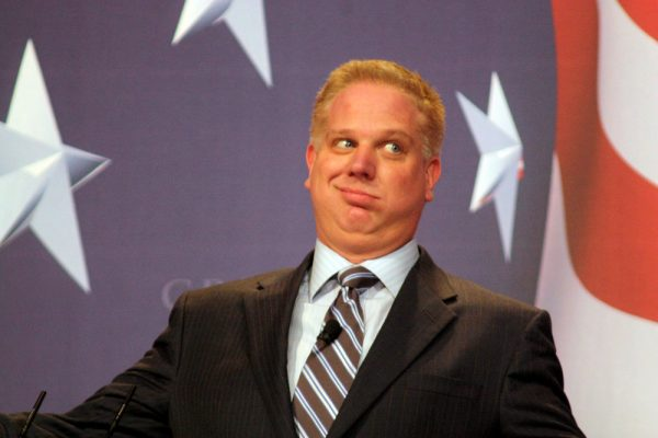 Weapy Loser Glenn Beck's Company The Blaze May Be Crashing & Burning - Reports They Are $3 Million in Hole
