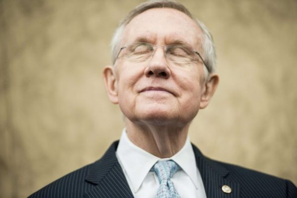 Harry Reid Protects Criminal Democrats By Blocking Bipartisan Bill Designed to & Weed Out Government Corruption Waste & Fraud
