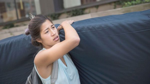 Fallout From Mattress Girl Whore Emma Sulkowicz's Fake Rape Still Not Done - Falsely Accused Man To Sue Columbia University