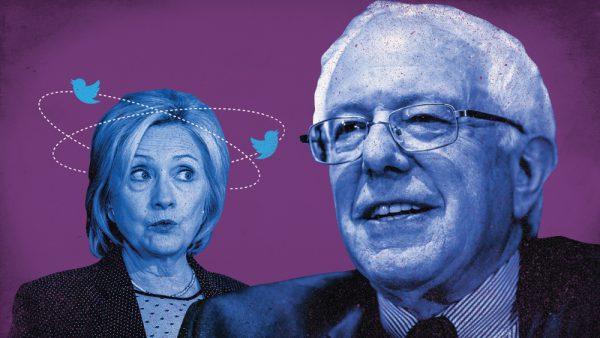Nervous Hillary Clinton Too Weak Scared & Mentally Challenged to Debate Bernie Sanders Again 1 On 1