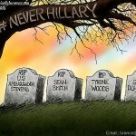 NEVER-HILLARY-RIP-Americans-Hillary-Clinton-Helped-Kill-Cartoon