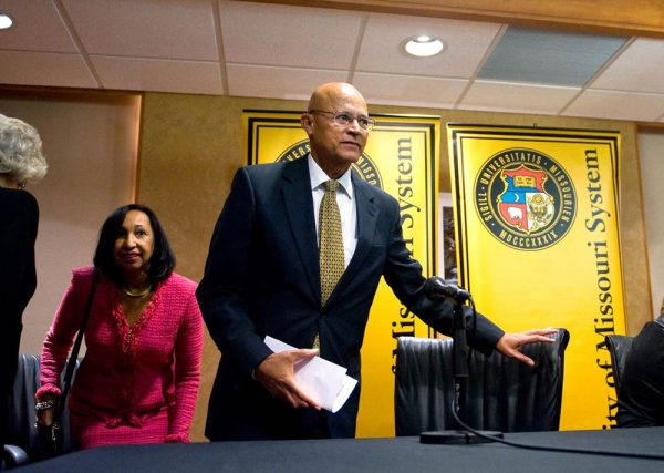 Brainless Mizzou Interim President Attacks People Who Didn't Support Racist Campus Protests Over a Lie - Calls Us 'Bitter, Angry People'