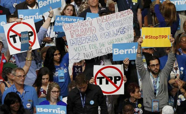 Democratic National Convention Is Amateur Hour Joke Full of Lies, Washed Up Loser Artists, and Pissed Off Bernie Supporters