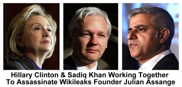 OK Establishment Working With Hillary Clinton to Stop Destructive Clinton Leaks By Assassinating Wikileaks Founder Julian Assange