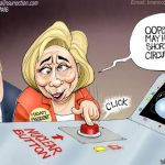 Crazy-Deathly-Sick-Hillary-Clinton-Short-Circuts-Pushes-Nuclear-Button