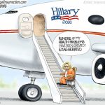 deathly-ill-hillary-clinton-elevator-chair-prevents-falling-down-steps