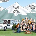 corrupt-hillary-clinton-media-shills-ignore-hillary-scandals-attack-trump-over-nothing