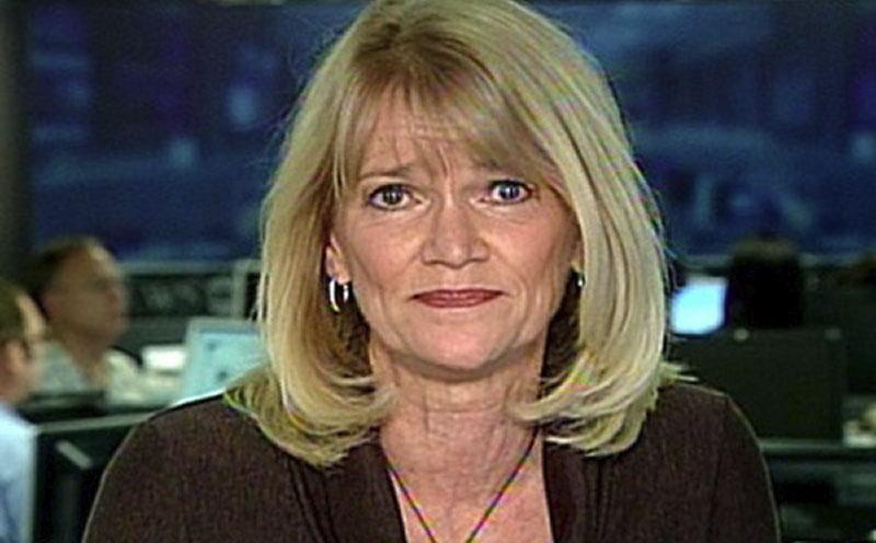 Disgusting Clinton Shill Debate Moderator Martha Raddatz ...