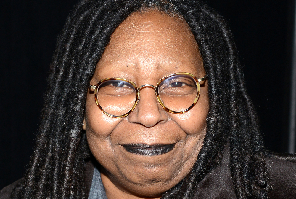 Delusional Idiot Whoopi Goldberg Claims She Is Qualified ...