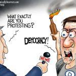 Stupid-Entitled-Sore-Losers-Protesting-Democracy-Trump-Cartoon