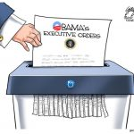 Trump-Shreds-Obama-Executive-Orders-Cartoon