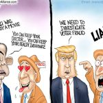 Corrupt-Obama-Swooning-Libtard-Media-Cartoon