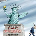 Lib-Graffiti-Statue-Of-Open-Borders-Terrorism-Cartoon