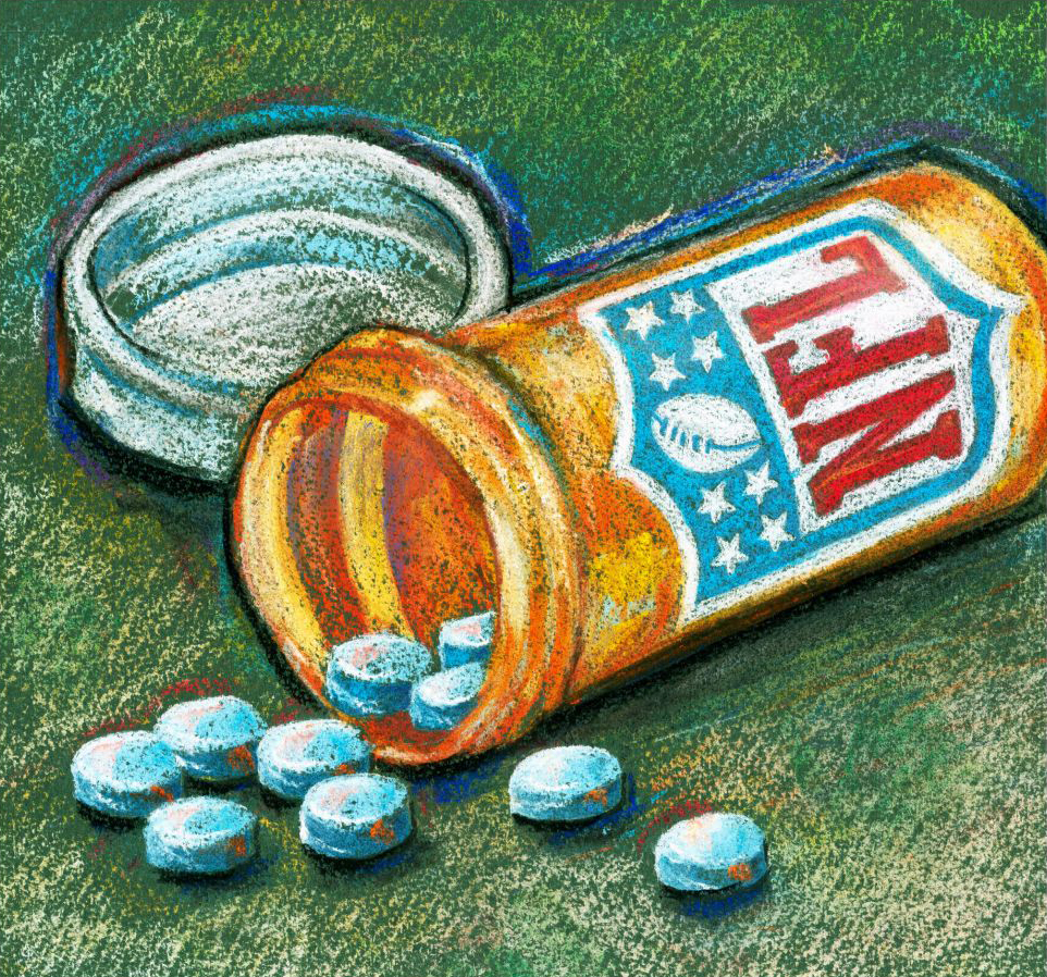 NFL Pillgate: Court Files Show NFL Team Doctors May Have Broken Prescription Drug Laws To Keep Players On Field